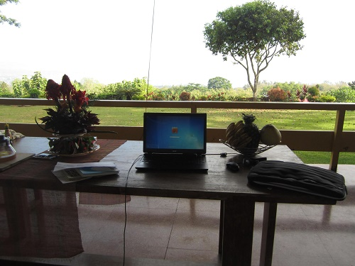 Travelpreneur Büro